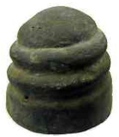 螺髪の「螺」とは、巻貝のことを意味し、右巻きになっているそう