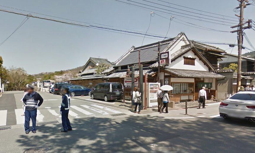 TOMOパーキング奈良大仏殿前