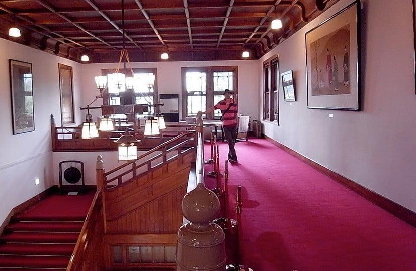 奈良ホテルの「設計・構造など」