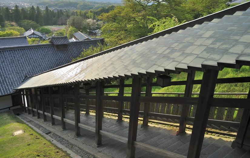奈良 東大寺・二月堂へのアクセス・行き方