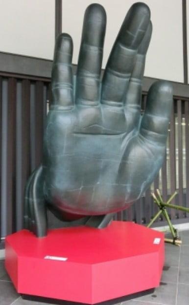 東大寺ミュージアムの記念写真の撮影スポットはココ!!