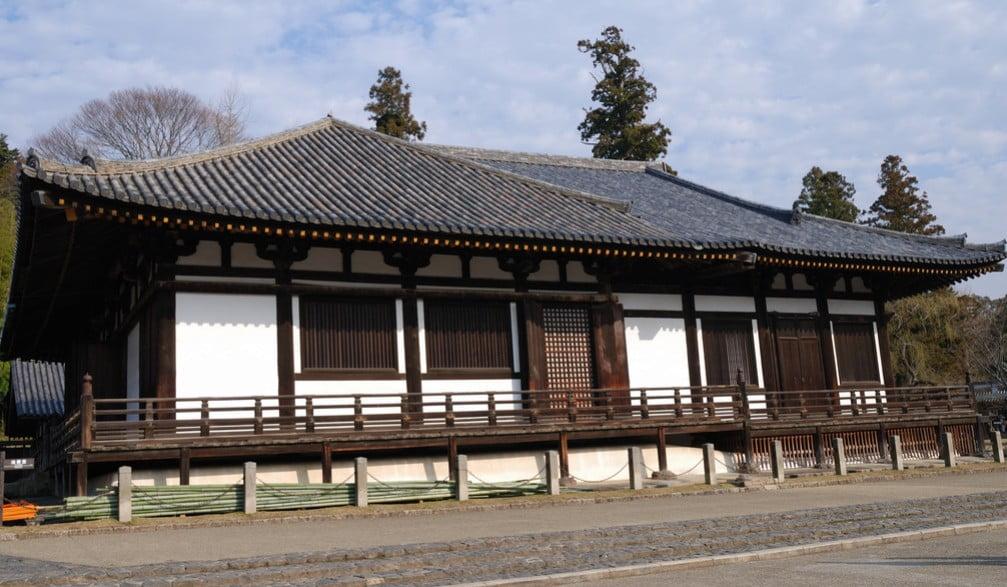 東大寺・三月堂の「西側」に注~目!!!