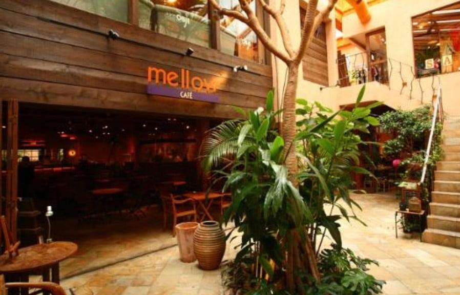 第10位. mellow café