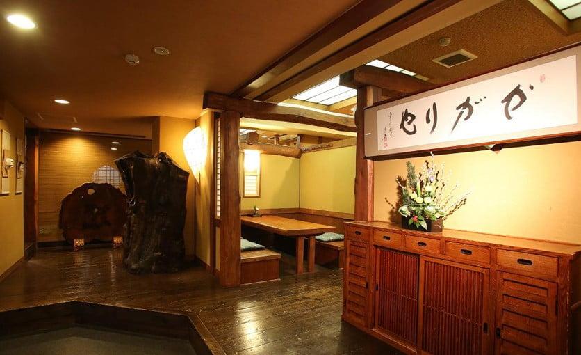 第9位. 日本料理 かがりや