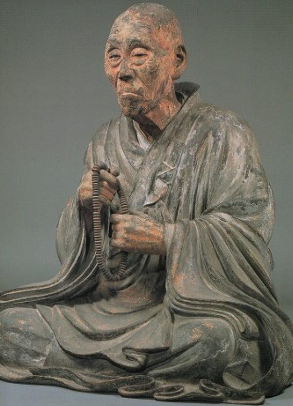 奈良 東大寺・俊乗上人坐像【国宝】