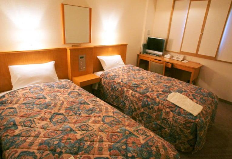 【第5位】「サンホテル奈良」