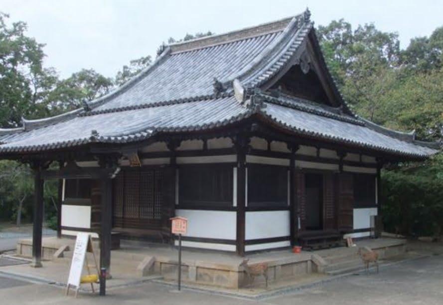 東大寺「俊乗堂」